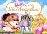 As Tr�s Mosqueteiras e Barbie