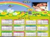 Calendário Fifi Arco-Íris 2013