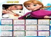 Princesa Anna Frozen 2016