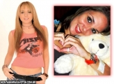 Moldura Lindsay Lohan
