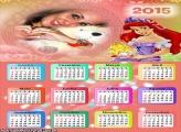 Calendário 2015 Ariel Ruiva