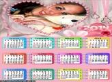 Calendário de Coração 2014