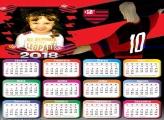 Calendário 2018 Flamengo Cristo