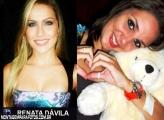 Moldura Ex-BBB Renata Dávila