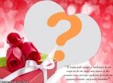 Moldura Mensagem Dia dos Namorados