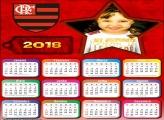 Calendário 2018 Flamengo Estrela Time