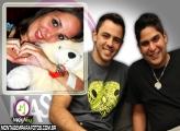 Jorge e Matheus FotoMoldura