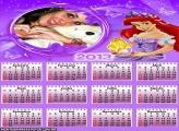Calendário 2013 Ariel Ostra