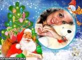 Papai Noel e Presentes Natal