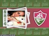 Calendário 2014 Fluminense