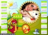 Calendário 2014 Dragãozinho