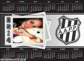 Calendário 2014 Bragantino