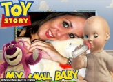 Moldura Pequeno Bebê