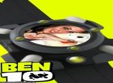 Moldura Relógio Ben 10