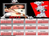Calendário 101 Dálmatas 2013