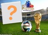 Rússia Copa 2018 Emoldurar Foto