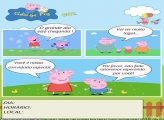 Convite Gibi do George Pig