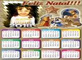 Calendário 2018 Menino Jesus Nascimento