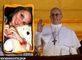 Moldura Papa Francisco