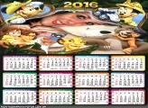 Calendário Safari 2016
