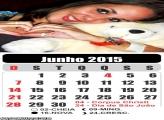 Calendário Junho 2015