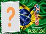 Bandeira Brasileira Copa Rússia 2018