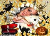 Fotomoldura de Halloween 2014