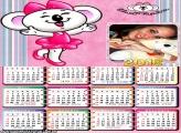 Calendário Lilica Ripilica Baby 2016