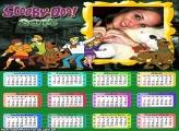 Calendário 2015 Scooby