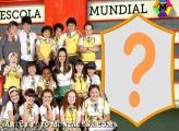 Escola Mundial Carrossel Moldura