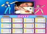 Calendário 2017 Lazy Town Desenho Infantil