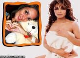 Moldura Janet Jackson