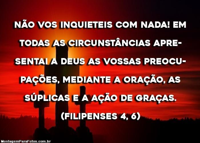 Filipenses 4:6