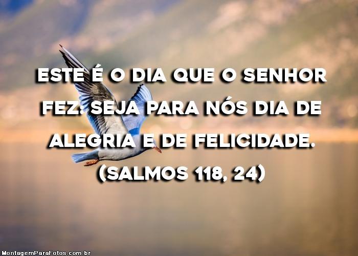Salmo 118, 24