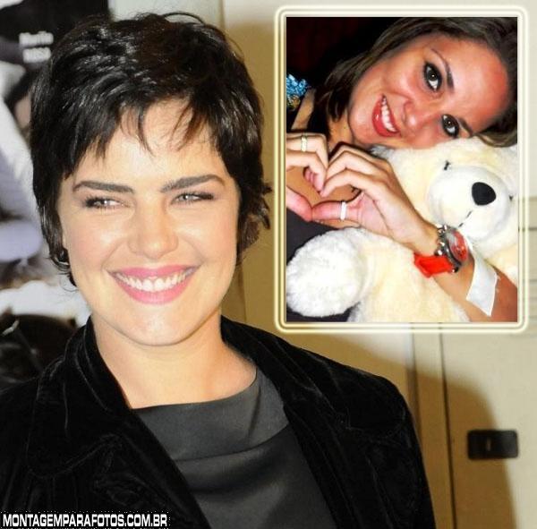 Ana Paula Arósio Cabelo Curto