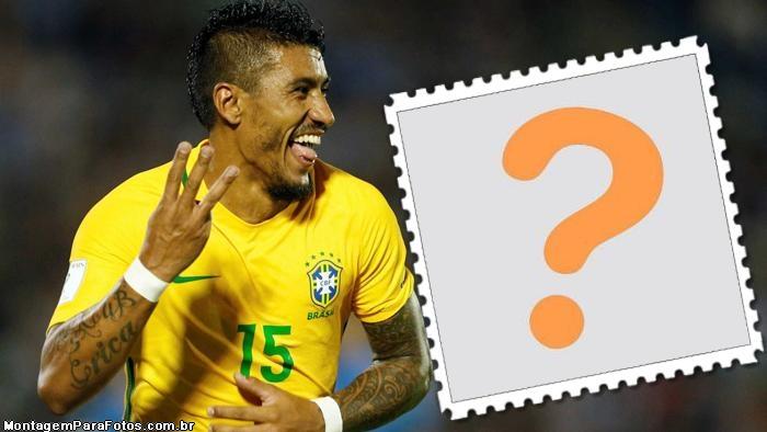 Paulinho Copa do Mundo 2018