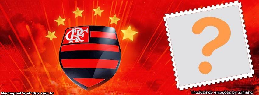 Moldura Capa Facebook do Flamengo
