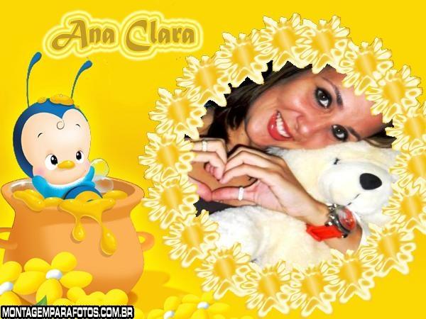 Moldura Ana Clara Pote Mel