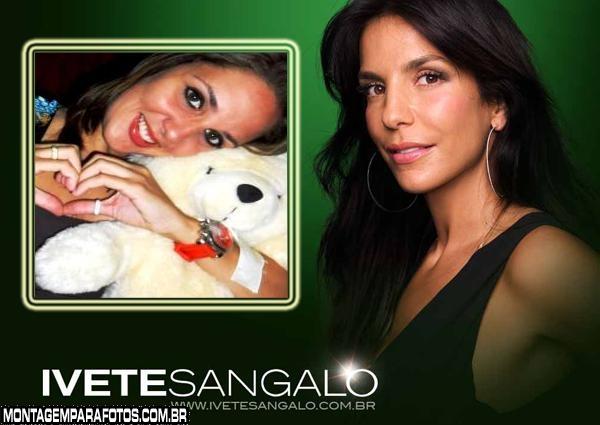 Montagem Ivete Sangalo
