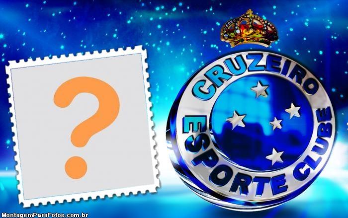 Escudo do Cruzeiro FotoMoldura