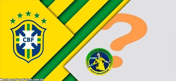 Brasil Joga Bonito Copa do Mundo