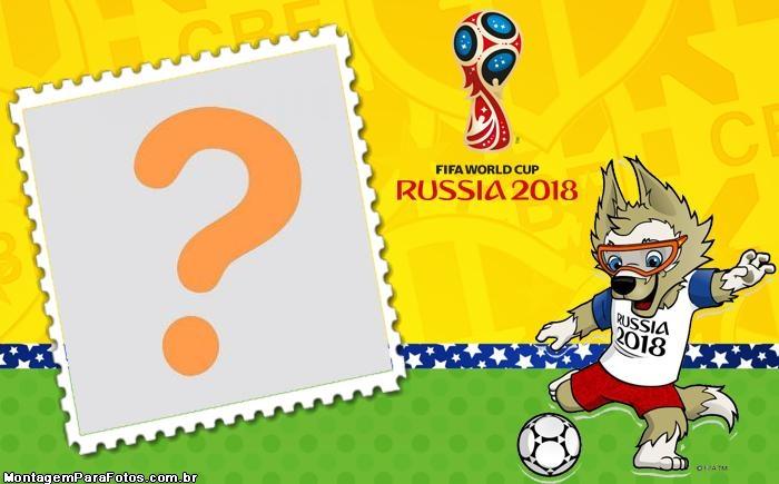 Mascote da Copa do Mundo 2018