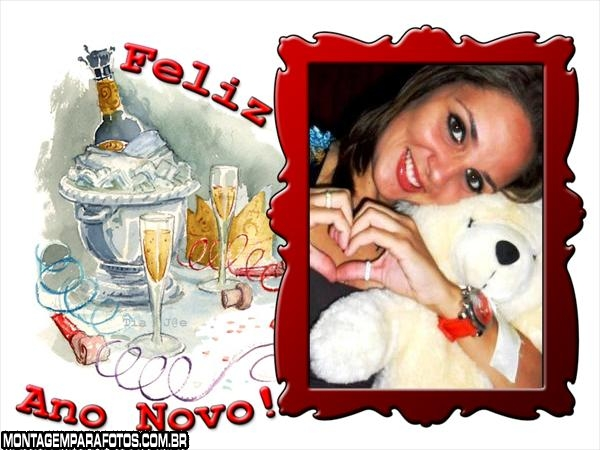 Comemoração Feliz Ano Novo