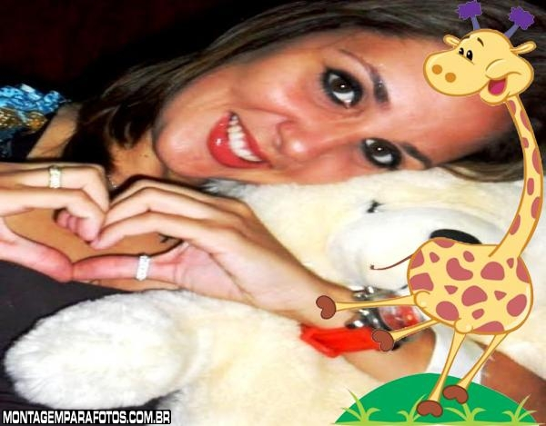 Girafa Galinha Pintadinha