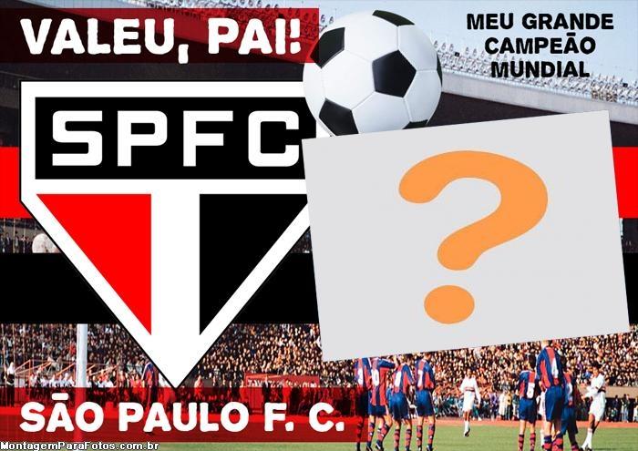 Dia dos Pais São Paulo Futebol Clube