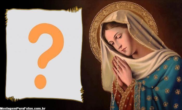 Ave Maria Moldura