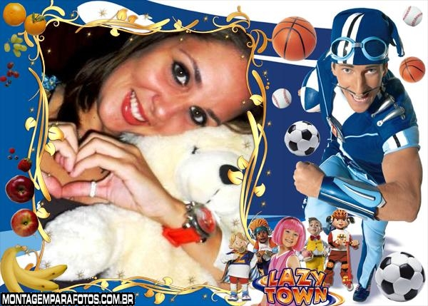 Personagens Lazy Town