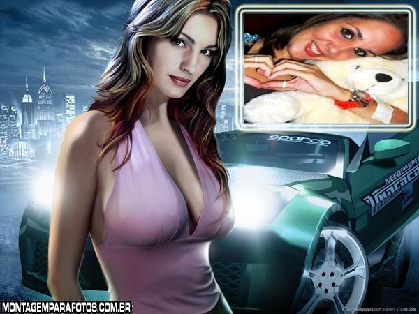 Linda Need for Speed o Jogo