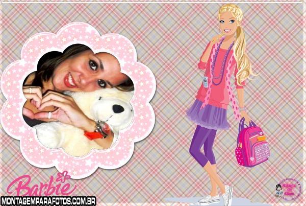 Barbie Blog FotoMoldura