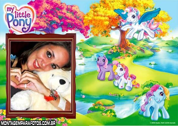 Amigos de My Litter Pony